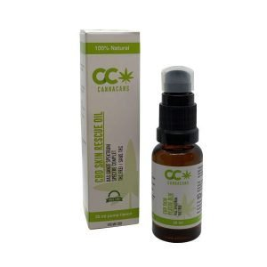 cannacans rescue oil
