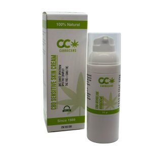cbd sensitive skin cream