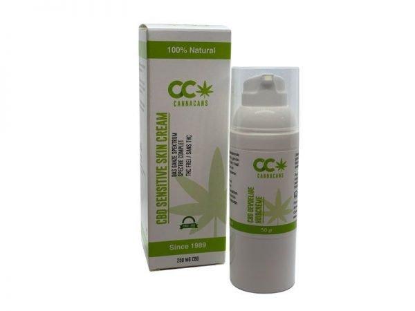 cbd sensitive skin cream