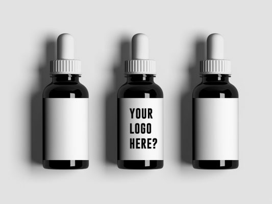 cbd white label products