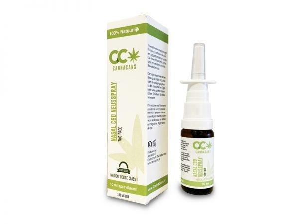 cbd nasal nose spray